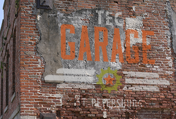 TEC Garage Website & Logo