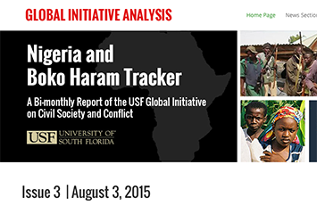 USF GICSC Nigeria and Boko Haram Tracker
