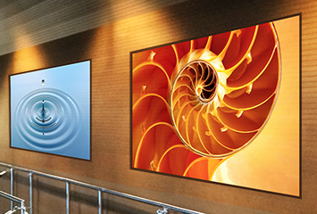 Environmental Graphics Rendering and Photo Retouching