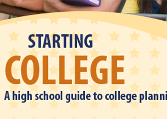 College Guide for High School Students