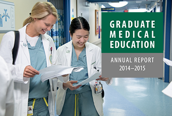 Morsani College of Medicine Annual Report 2015