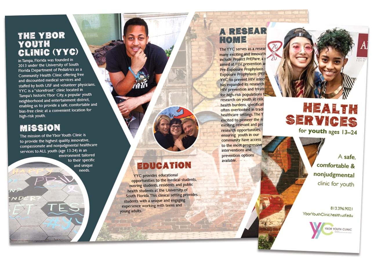Ybor Youth Clinic Brochure