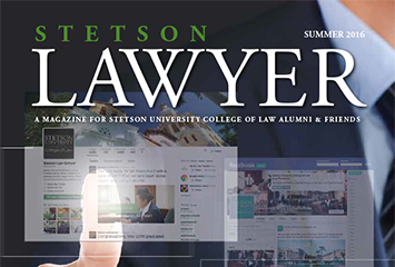 Stetson Lawyer Magazine