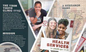 Ybor Youth Clinic Brochure design